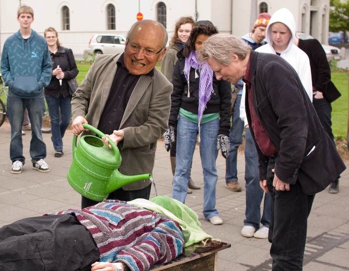 Dick Cheney to Defend His Record with a Live Waterboarding Demonstration
