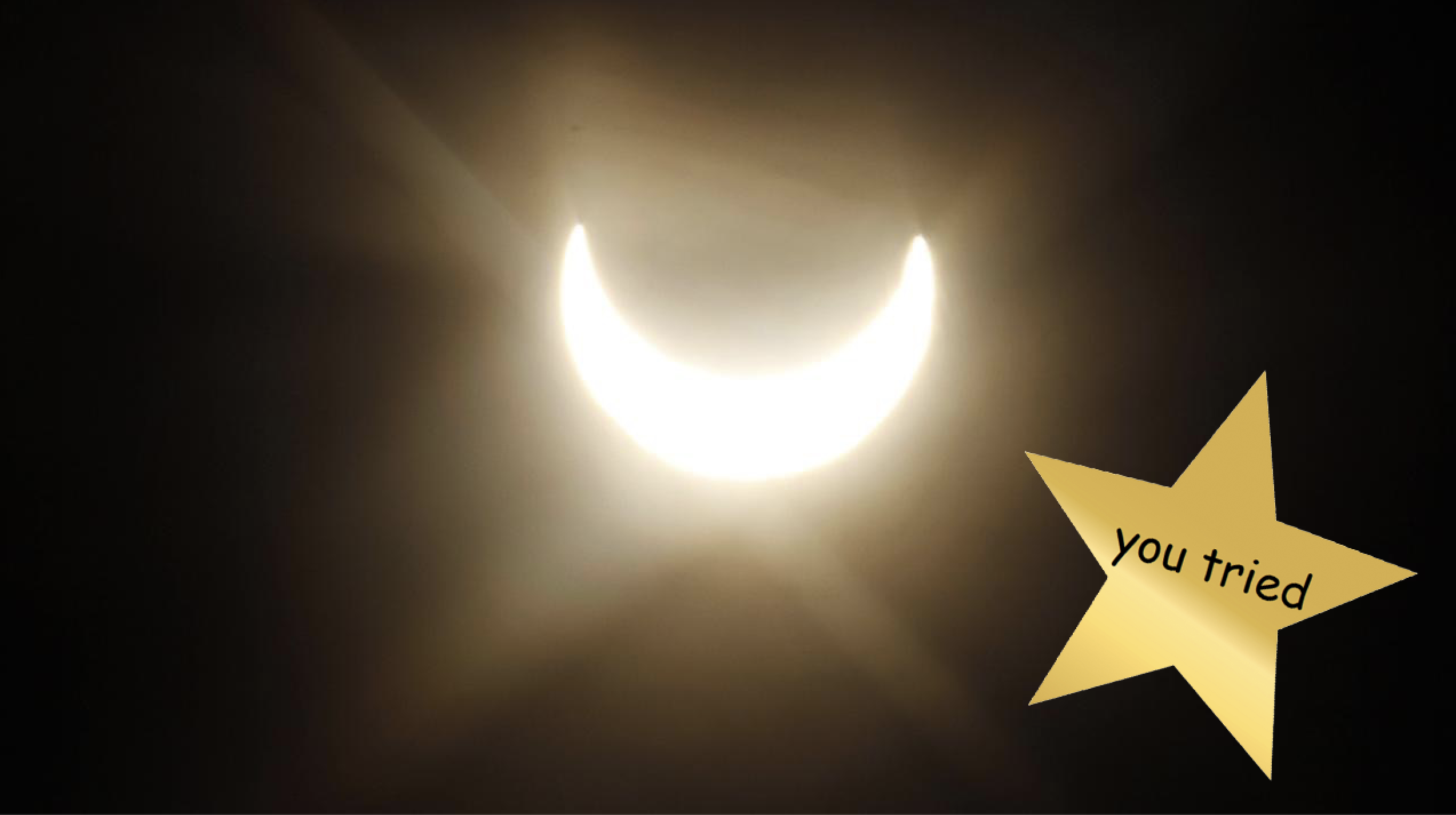 Good Enough: Eclipse Passes With 70%