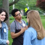 Orientation Leaders and High School Friends Compete to Be Ghosted Fastest by Incoming Freshmen