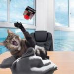 """Shocking! Financial Aid Department Actually Just Three Cats Dressed Like Martha Pollack Swiping At A """"Postpone Aid Award"""" Button All Day Long"""