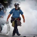Cornell Riot Police Deploy Freshman Dorm Smell Against Maskless Monday Protestors