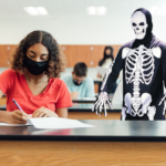 Student Whose Whole Personality is Halloween Going To Be So Fucking Annoying Today